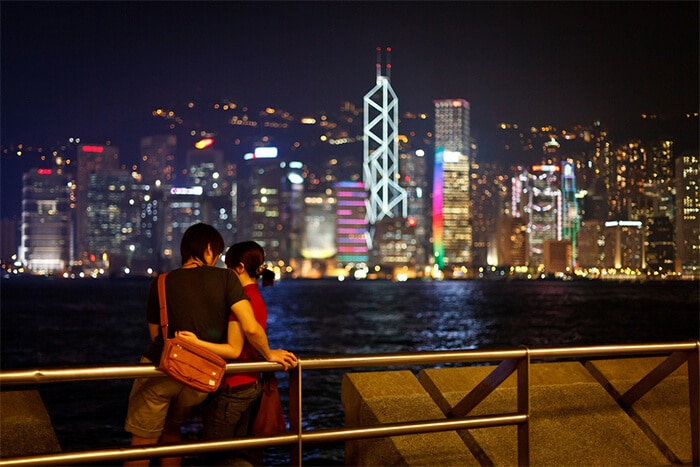 Hong kong dating places