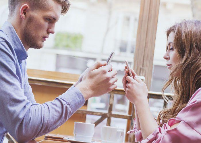 Flirt und dating