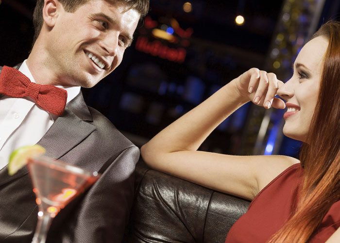how to make dating easier with flirting