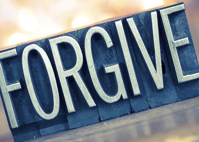 forgive ex boyfriend