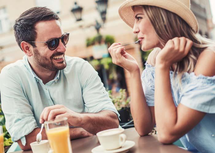 Dating flirt