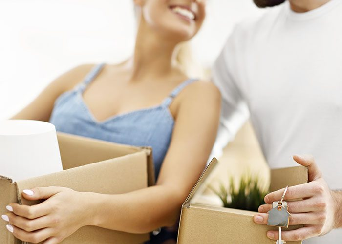 tips on moving to live together