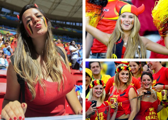 belgian world cup girl