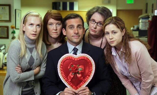 the office valentines day