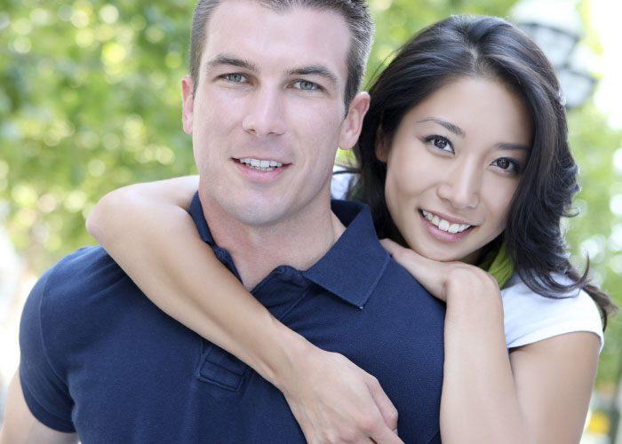 White Girl Asian Massage