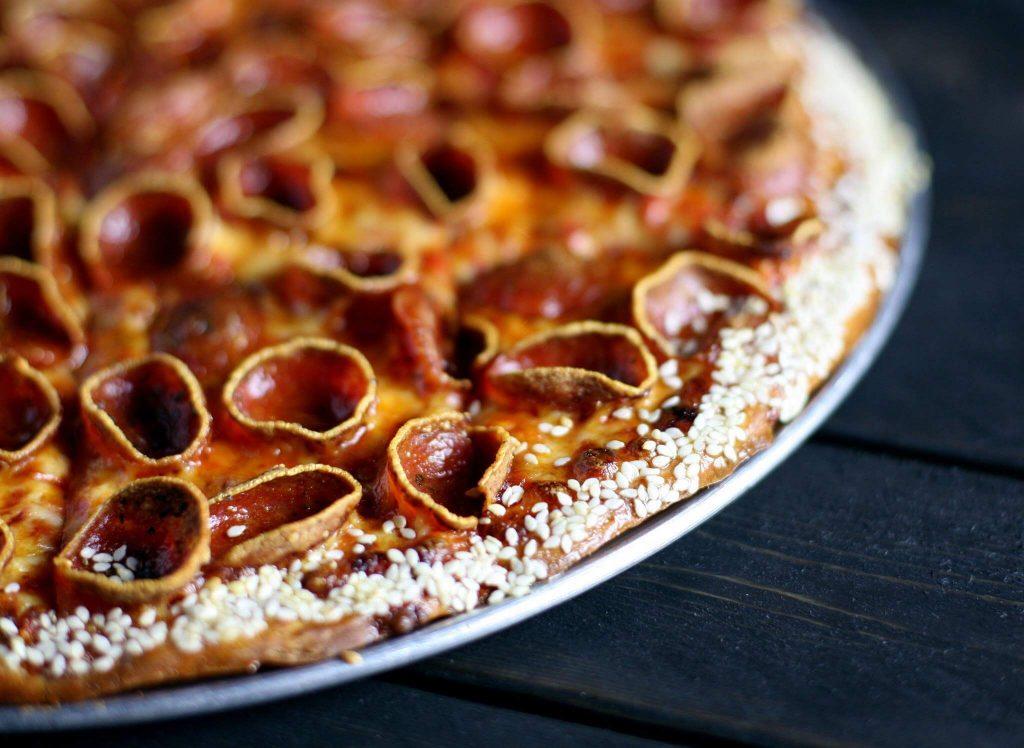 pizza in JT's Pizza & Pub