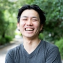 Charlie, asian man from Australia