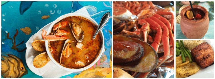 Food in Algeria's Seafood